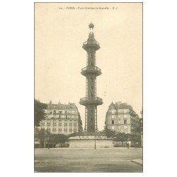 carte postale ancienne PARIS 15. Puits Artésien de Grenelle vers 1900