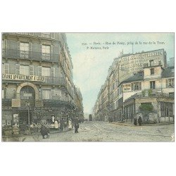 Paris 16 alimentation maison besnault rue de passy et de for Alimentation maison commande