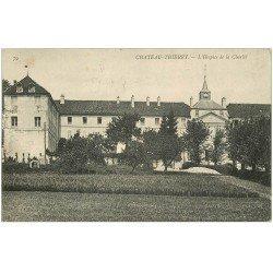 carte postale ancienne 02 CHATEAU-THIERRY. Hospice de la Charité 1914
