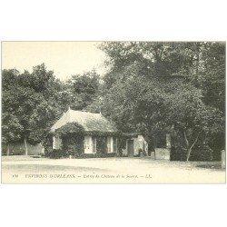 carte postale ancienne 45 CHATEAU DE LA SOURCE