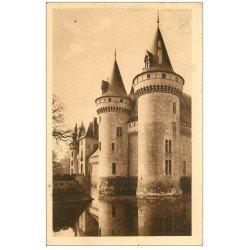 carte postale ancienne 45 SULLY--SUR-LOIRE. Château Tour Béthune 1935
