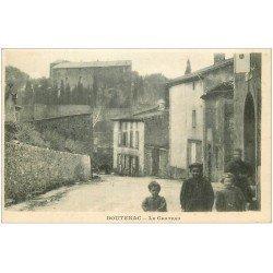 carte postale ancienne 11 BOUTENAC. Le Château