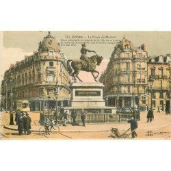 carte postale ancienne 45 ORLEANS. Lot intéressant de 10 CPA aux environs de 1910 n 27