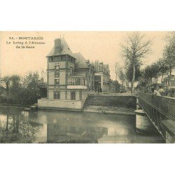 carte postale ancienne 45 ORLEANS. Lot intéressant de 10 CPA aux environs de 1910 n 33