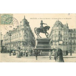 carte postale ancienne 45 ORLEANS. Lot intéressant de 10 CPA aux environs de 1910 n 36