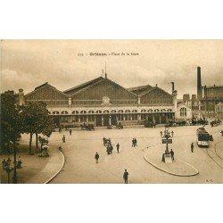carte postale ancienne 45 ORLEANS. Lot intéressant de 10 CPA aux environs de 1910 n 37
