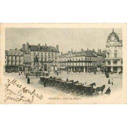 carte postale ancienne 45 ORLEANS. Lot intéressant de 10 CPA aux environs de 1910 n 39