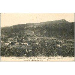 carte postale ancienne 64 ASCAIN. Village au pied de la Rhûne