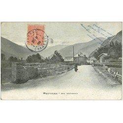 carte postale ancienne 64 BAYONNE. Les environs 1905