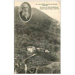 carte postale ancienne 64 BETHARRAM. Entrée Chalet des Grottes et Ross créateur