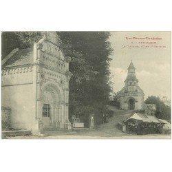 carte postale ancienne 64 BETHARRAM. Le Calvaire