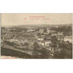 carte postale ancienne 64 SALIES-DE-BEARN. Vue générale 1928