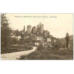 carte postale ancienne 47 CHATEAU DE BONAGUIL