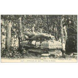 carte postale ancienne 47 ESTILLAC. Tombeau de Montluc