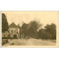 carte postale ancienne 47 MARMANDE. Route d'Agen