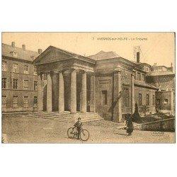 carte postale ancienne 59 AVESNES-SUR-HELPE. Le Tribunal