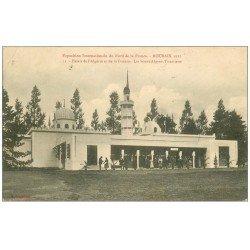 carte postale ancienne 59 ROUBAIX. Exposition de 1911. Palais Algérie et Tunisie. Les Souks