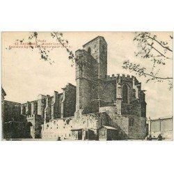 carte postale ancienne 11 NARBONNE. Musée Lapidaire