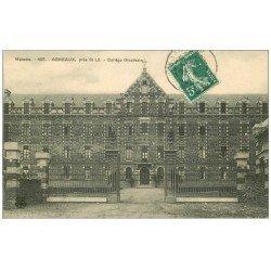carte postale ancienne 50 AGNEAUX. Collège Diocésain 1912
