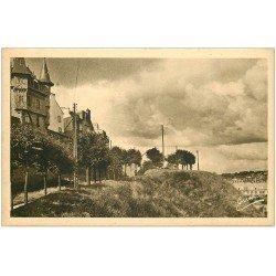 carte postale ancienne 50 GRANVILLE. Boulevard Vaufleury