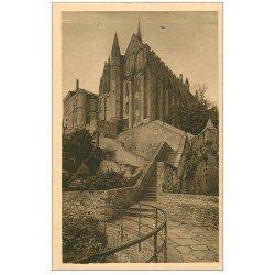 carte postale ancienne 50 LE MONT SAINT-MICHEL. Tour 29