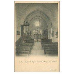 carte postale ancienne 52 BAY. L'Eglise