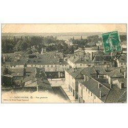 carte postale ancienne 52 SAINT-DIZIER. Vue générale 1912