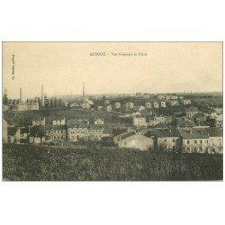 carte postale ancienne 54 AUBOUE. Usine