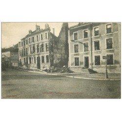 carte postale ancienne 54 BACCARAT. La Mairie 1916