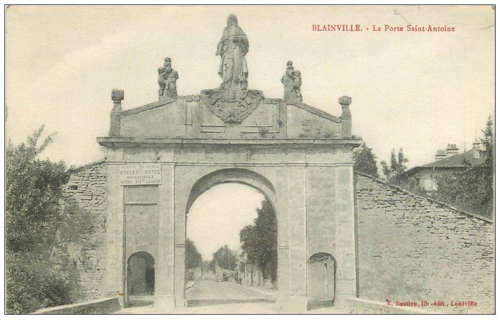 54 blainville porte saint antoine for Porte saint antoine