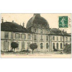 carte postale ancienne 54 GERBEVILLER. Le Château 1908