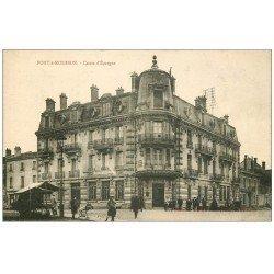 carte postale ancienne 54 PONT-A-MOUSSON. Caisse d'Epargne ancienne Poste