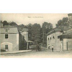 carte postale ancienne 54 TOUL. La Porte de France