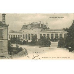 carte postale ancienne 54 TOUL. La Gare 1903