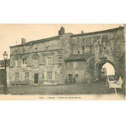 carte postale ancienne 54 TOUL. Abbaye Faubourg Saint-Epure