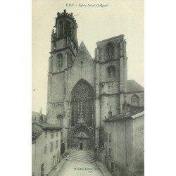 carte postale ancienne 54 TOUL. Eglise Saint-Gengoult
