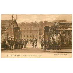 carte postale ancienne 55 BAR-LE-DUC. Caserne Exelmans