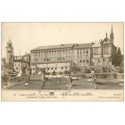 carte postale ancienne 55 BAR-LE-DUC. Couvent des Dominicains 1924