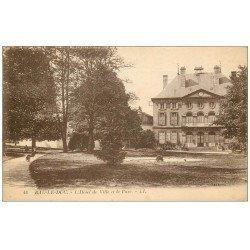 carte postale ancienne 55 BAR-LE-DUC. Hôtel de Ville 1924