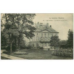 carte postale ancienne 55 BAR-LE-DUC. La Mairie 1906