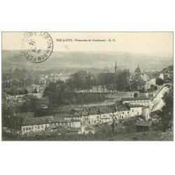 carte postale ancienne 55 BAR-LE-DUC. Panorama de Guédonval 1916