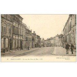 carte postale ancienne 55 BAR-LE-DUC. Rue des Ducs de Bar