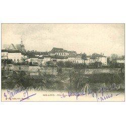 carte postale ancienne 55 BAR-LE-DUC. Ville Haute 1907