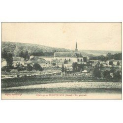 carte postale ancienne 55 BENOITE-VAUX. Vue générale