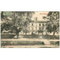 carte postale ancienne 55 COMMERCY. Le Collège 1907