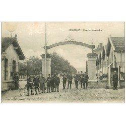 carte postale ancienne 55 COMMERCY. Quartier Marguerite 1919 (qq blancs)...