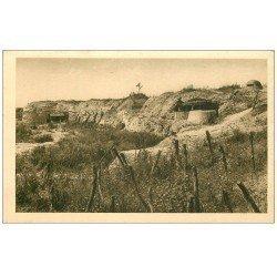 carte postale ancienne 55 DOUAUMONT. Fort cuirassé