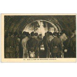carte postale ancienne 55 DOUAUMONT. Le Fort une Messe