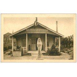 carte postale ancienne 55 DOUAUMONT. Statue de la Résignation