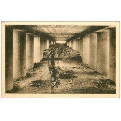 carte postale ancienne 55 MONUMENT DE LA TRANCHEE DES BAÏONNETTES. Douamont